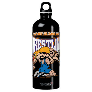 Tap Out Wrestlers SIGG Traveler 1.0L Water Bottle