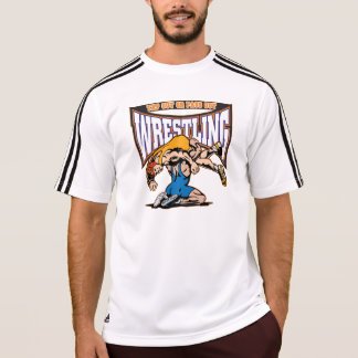 Tap Out Wrestlers T Shirt