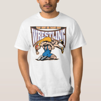Tap Out Wrestlers Tee Shirts