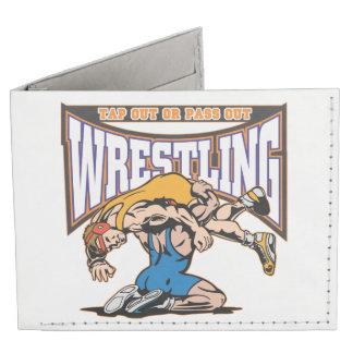 Tap Out Wrestlers Tyvek® Billfold Wallet