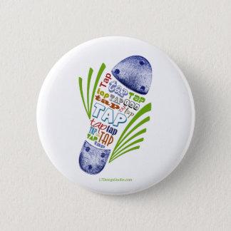 Tap Shoe - Button