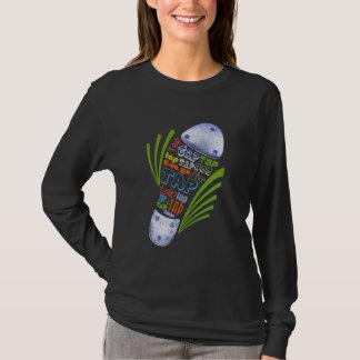 Tap Shoe - Dark T-Shirt
