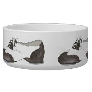 Tap Shoe Print Dance Teacher Dancer Tapdance Gift Bowl