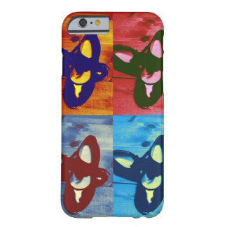 Tap Shoes Pop Art Barely There iPhone 6 Case