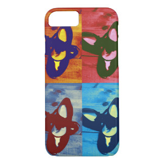 Tap Shoes Pop Art iPhone 7 Case