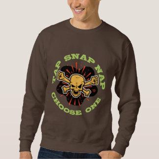 Tap Snap Nap Sweatshirt