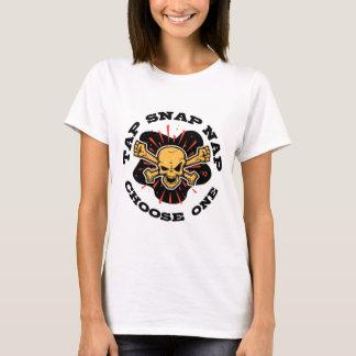Tap Snap Nap T-Shirt