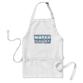 Tap That Water! Adult Apron