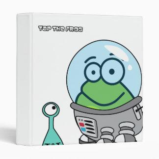 Tap the Frog - Alien Binder
