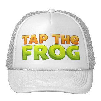 Tap the Frog hat