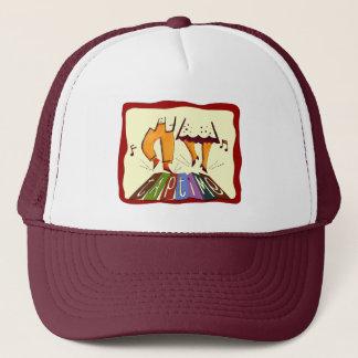 Tap Time Trucker Hat