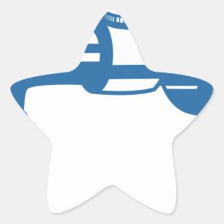 Tap Water Star Sticker