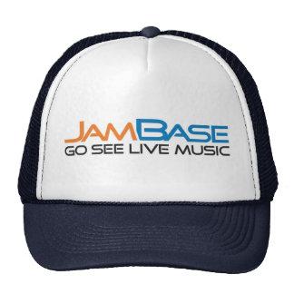 Tapa de JamBase Gorros