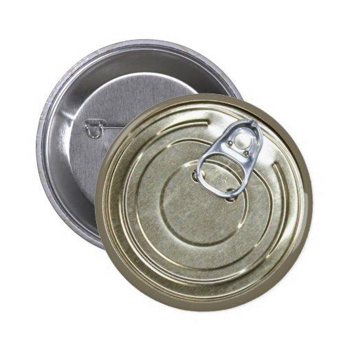 Tapa de la lata pin redondo de 2 pulgadas