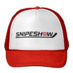 Tapa de SnipeShow Gorra
