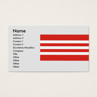 Tapa, Estonia Business Card