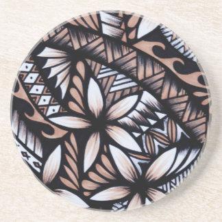 Tapa Poly Design Beverage Coasters
