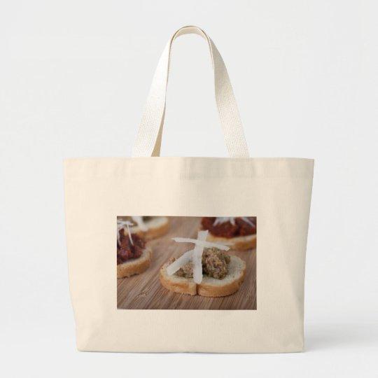 Tapas Tapenade Cloth Shopping Bag