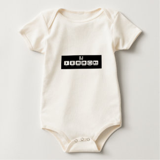 Tape Deck - DJ Baby Bodysuit