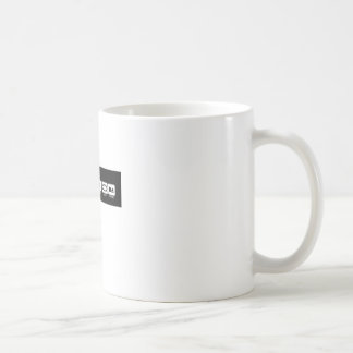 Tape Deck - DJ Coffee Mug