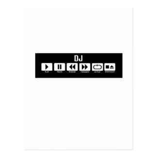 Tape Deck - DJ Postcard