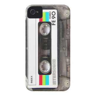 Tape Deck iPhone 4 Cover