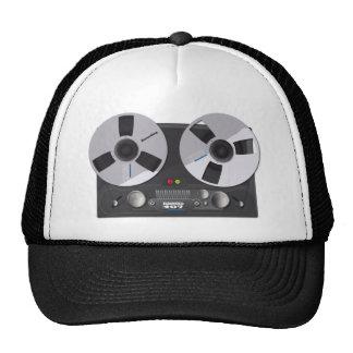 Tape Deck Recorder Trucker Hats
