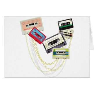 tape decks with bling card