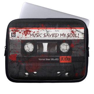 tape design laptop sleeve