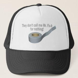 Tape Fix It Trucker Hat