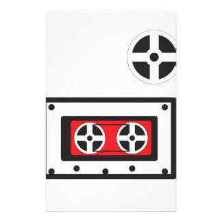 Tape.. Please don't forget me... Custom Stationery