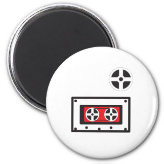 Tape.. Please don't forget me... Refrigerator Magnet