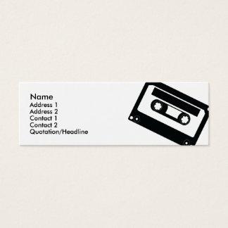 Tape - Skinny Mini Business Card
