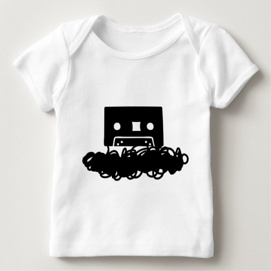 tape spaghetti icon baby T-Shirt