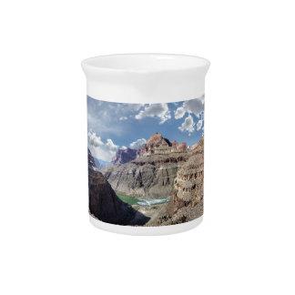 Tapeats Creek / Colorado River - Grand Canyon Beverage Pitcher