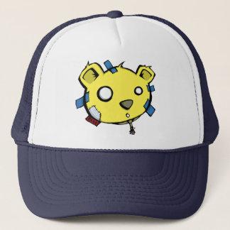 TapedOnBalloonHat - Lemon Trucker Hat