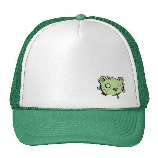 TapedOnBalloonHat - SourAppleSmall Trucker Hat