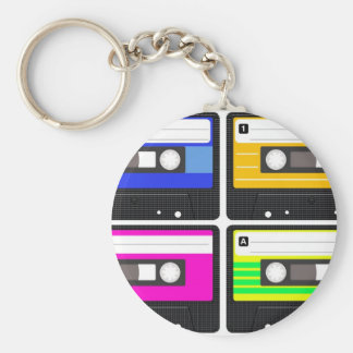 Tapes Keychain