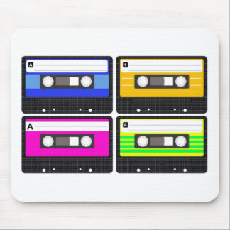 Tapes Mouse Pad