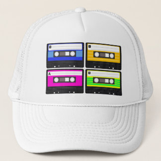 Tapes Trucker Hat