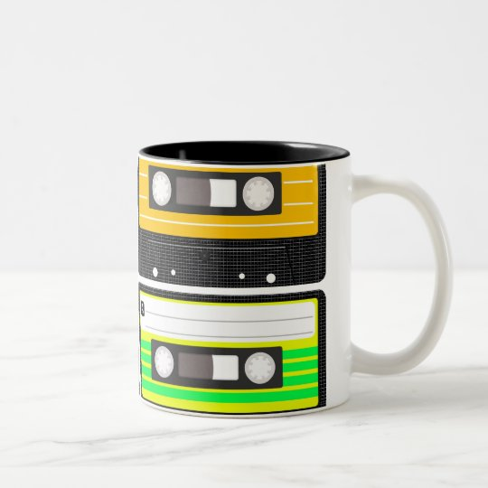 Tapes Two-Tone Coffee Mug