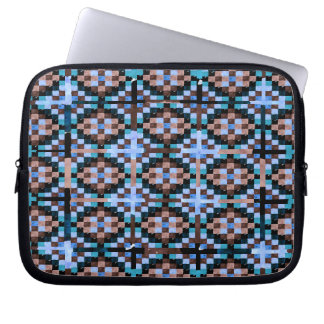 Tapestry 1 Zippered Neoprene Electronics Case