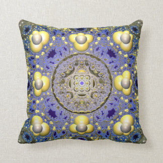 'Tapestry 2' Throw Pillows