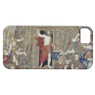Tapestry depicting the Resurrection of Christ in iPhone 5 Covers