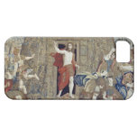 Tapestry depicting the Resurrection of Christ in iPhone SE/5/5s Case