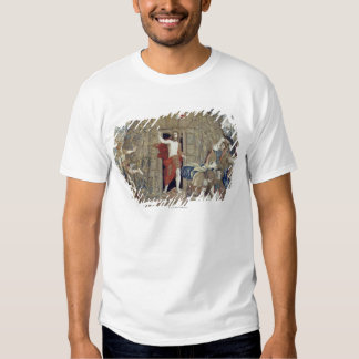 Tapestry depicting the Resurrection of Christ in Shirt