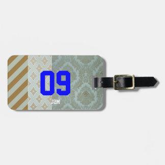 Tapestry J2M 09 Bag Tag