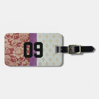 tapestry J2M Tags For Luggage