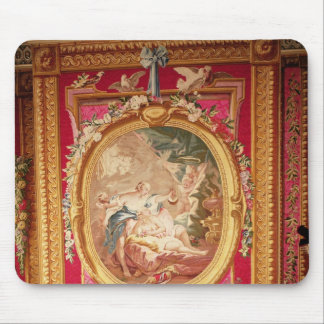Tapestry panel depicting Cupid and Psyche Mouse Pad