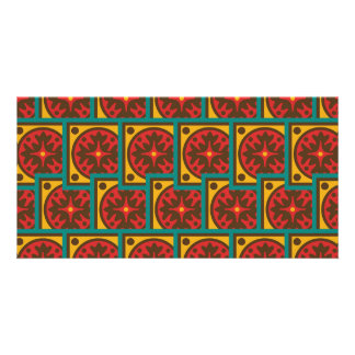 Tapestry pattern card